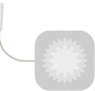 """2"""" x 2"""" Premium Square Hypoallergenic Electrodes"""