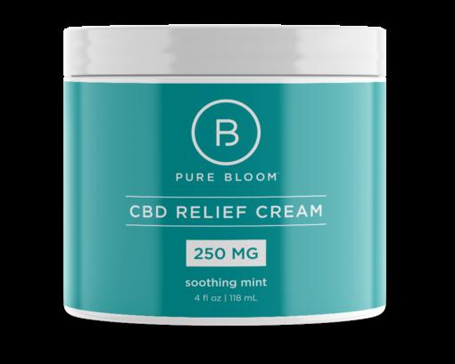 250 mg CBD Relief Cream