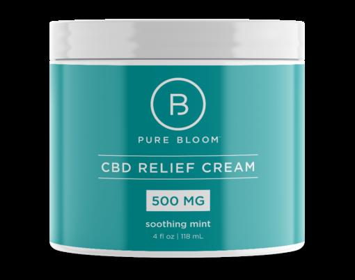 500 mg CBD Relief Cream